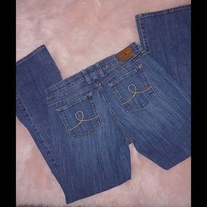 Lucky brand jeans Sofia boot cut medium wash